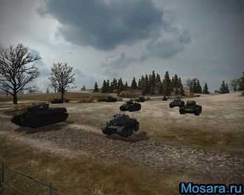 World of Tanks (Ворлд оф танкс)