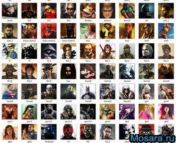 Лучшие аватары