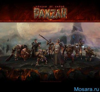 PANZAR постер