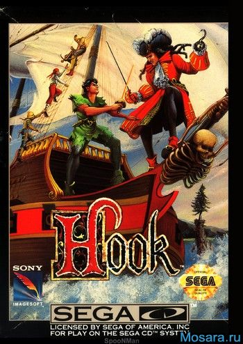 Hook (Капитан Крюк)