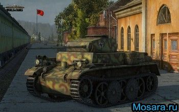 Лучший танк в игре WOT