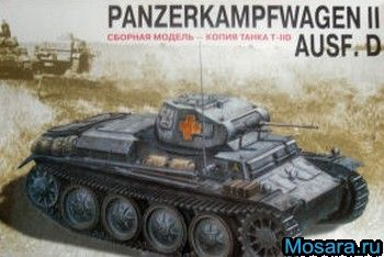 Pz.Kpfw II Ausf. D