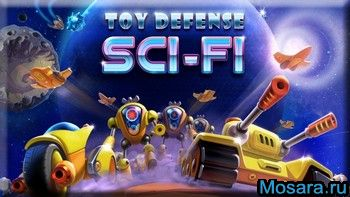 Toy Defense - Sci-Fi